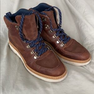 Women's Brown Timberland Boots